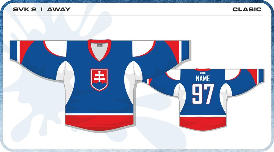 78e50bfcec8 ... Hokejovy dres Slovensko - SVK2 Away